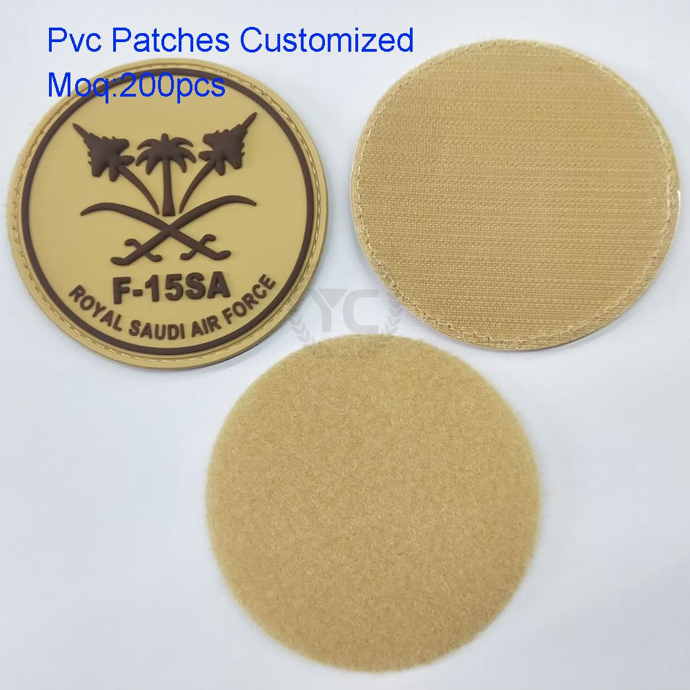 Ways To Use PVC Patches