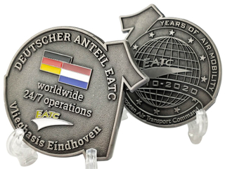 Germany Challenge Coins