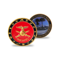Chile Navy Military Challenge Coin