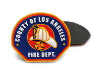 Fireman's Uniform Patch